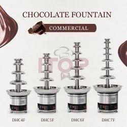 Big Chocolate Fountain Machines