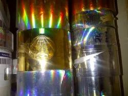 Holographic Stamping Foil.