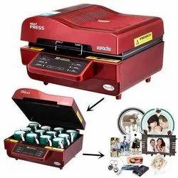 3d Sublimation Vacuum Machine Repairing