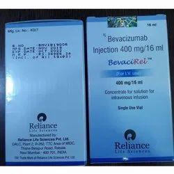 Bevacirel 400mg/ 16ml Bevacizumab Injection
