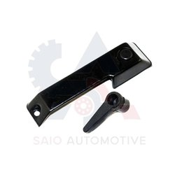 Rear Tailgate Handle Cover & Lock Kit For Suzuki Samurai SJ410 SJ413 SJ419 Sierra Santana