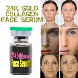24K Gold Collagen, Brightening, Anti-Aging Skin Repair Dark Circle, Fine Line & Sun Damage Corrector