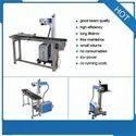 Industrial On-Line / Off-Line 3W Smart Flying UV Laser Printer Model SLP-U3C