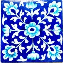Blue Pottery Tiles, For Home