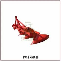 FT Mild Steel Tyne Ridger, For Agriculture