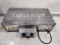 Electric Hot Plate Electric Stove / Electric Dosa Bhatti 15x27 Inches