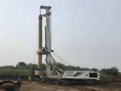 Piling Rig On Hire