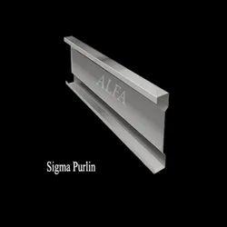 Steel GI Sigma Purlin