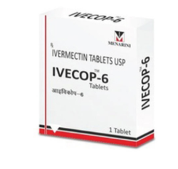 Ivecop-6 Ivermectin 6mg Tablets