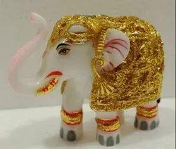Polyresin Elephant Statue