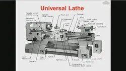 Lathe Machine Spare