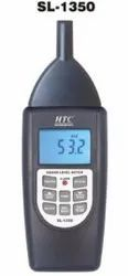 HTC 30 Db To 130db Noise Level Meter, Model Name/Number: 1350A