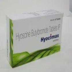 Hyocimax (Hyoscine Butylbromide)