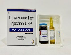 N-DOX Doxycycline 100mg Injection