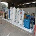PSA Oxygen & Nitrogen Gas Plant
