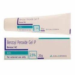 Benzoyl Peroxide Gel IP