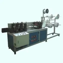 Surgical Face Mask Making Machine in Ahmedabad