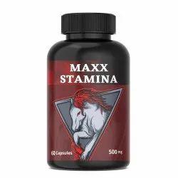 Max Stamina Capsules