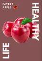 Freeze Dried Tea Cut Apple