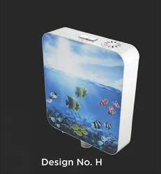 3D Flush Tank