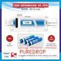 CSM RO Membrane 80 GPD