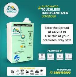 0.5 L Automatic Hand Sanitizer Dispenser