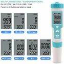KERRO Multi-Parameter PH/TDS/Conductivity/ORP/SG/Temperature Tester