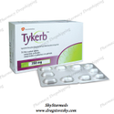 Tykerb 250mg Tablet