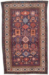 Persian Wool Carpet, Rectangular, Size: 10 X6 ( L X W ) Feet