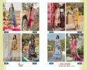 Sana Safinaz Premium Lawn Vol 4 By Shree Fabs Lawn Cotton Pakistani Summer Suits Wholesale Catalog