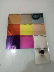 Coloured Mirror Glass