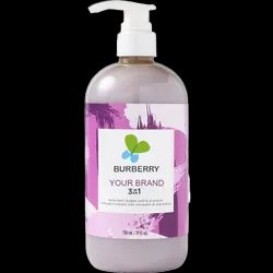 Private Label Cosmetics Body Wash Lavender /OEM/ Third Party Manufacturing