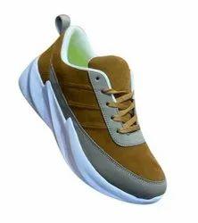 Men PU Sports Shoes, Size: 6-10