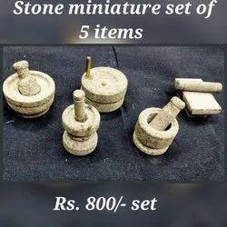Stone Miniature Set