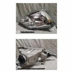 12V Plastic Etios Headlight