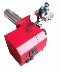 Aluminium Lpg Fired Gas Burner, Capacity: 350kW, Model Name/Number: EG-35