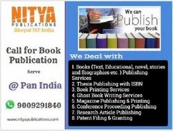 Education Text Book Publishing Services