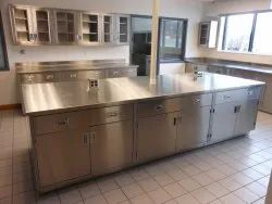 Stainless Steel Lab Work Table