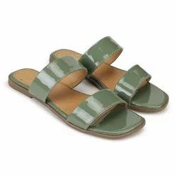 Ladies Casual Flat Slippers