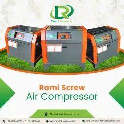 60 HP Screw Air Compressor Direct Driven