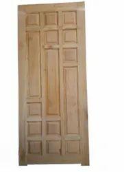 Laminated Solid Wood Door
