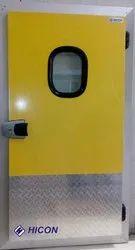 Chiller Hinged Door