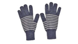 VP Oswal Grey Winter Gloves
