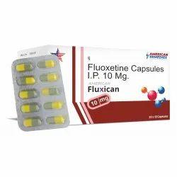 10 mg Fluoxetine Capsules