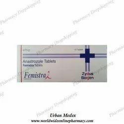 Femistra 1 Mg Tablet