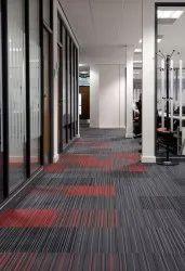 For Office Grey 20inch Carpet Flooring