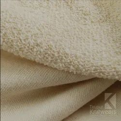 Loop Knit Cotton & Poly Cotton Fabric