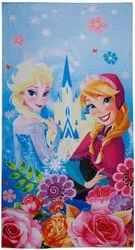 Multicolor Kids Printed Towel, Size: 30 X 60 Inches