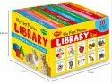 My First Picture Library Box of 10 Board Books PreSchool Books  Gift Set For Kids
