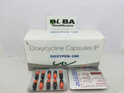 Doxypen-100 Doxycycline 100mg Capsule